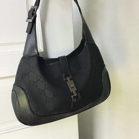 73b5930aaca6 Gucci Handbags - $995 | Authentic GUCCI 'JACKIE O' Hobo Bag | LARGE